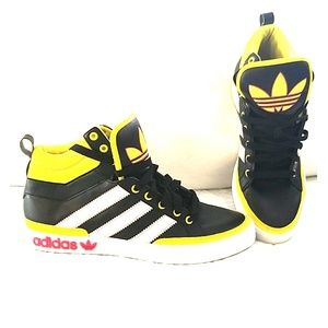 ADIDAS limited edition original hard court shoes